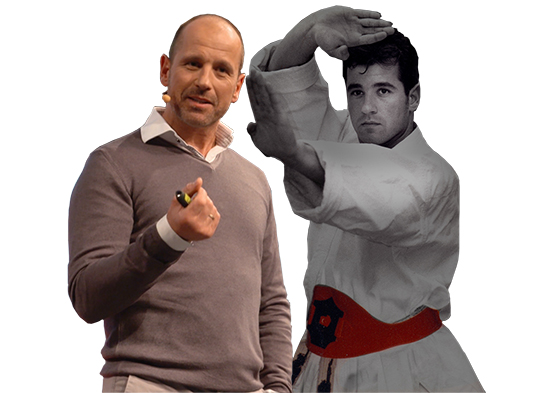 Karate Weltmeister und Top100 Keynote Speaker